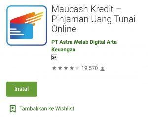 Aplikasi Pinjaman tanpa NPWP