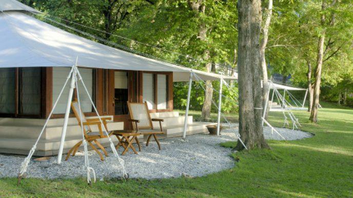 Tempat Glamping Keren di Indonesia yang Cocok Untuk Kamu yang Ingin Camping dengan Fasilitas Hotel