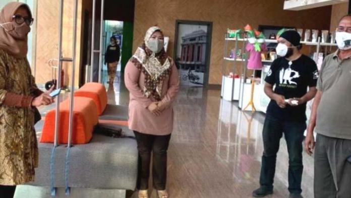 Pemerintah Kota Surabaya Borong 200 Lebih Kamar Hotel Untuk Warga Reaktif Covid-19