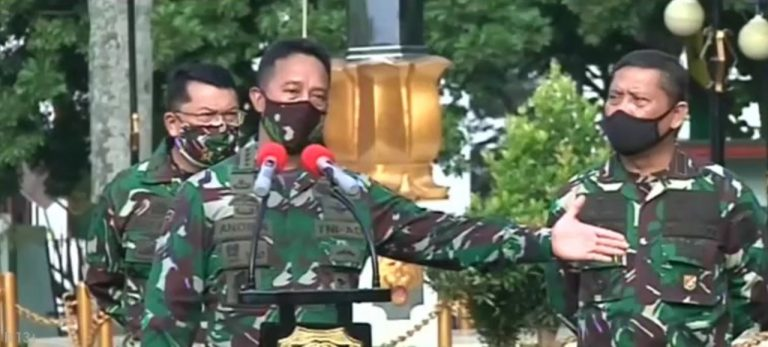 Klaster Penyebaran Covid-19 di Indonesia Makin Menghawatirkan